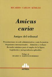 AMICUS CURIE