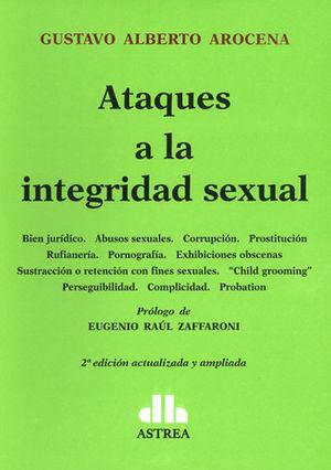 ATAQUES A LA INTEGRIDAD SEXUAL
