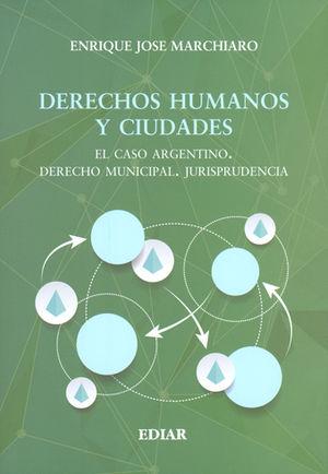 DERECHOS HUMANOS Y CIUDADES
