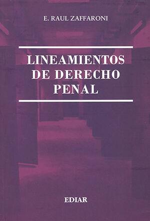 LINEAMIENTOS DE DERECHO PENAL