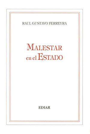 MALESTAR EN EL ESTADO