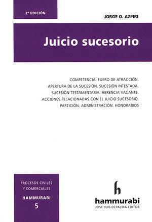 JUICIO SUCESORIO