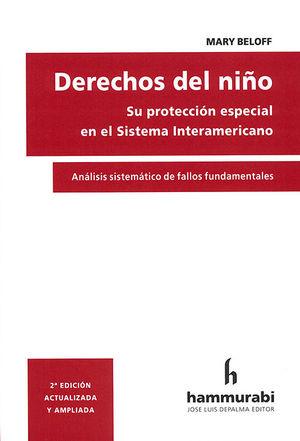 DERECHOS DEL NIÑO (2ª ED. ACTUALIZADA Y AMPLIADA)