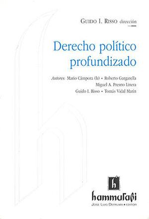 DERECHO POLÍTICO PROFUNDIZADO