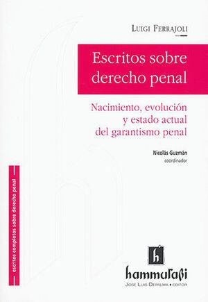 ESCRITOS SOBRE DERECHO PENAL. (OBRA COMPLETA 3 TOMOS)