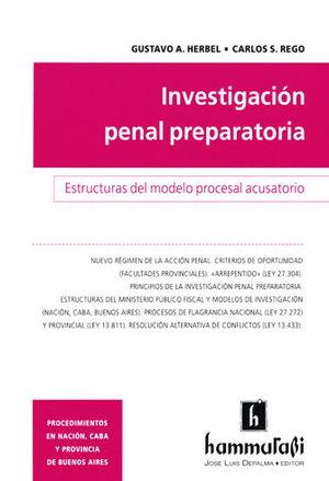INVESTIGACION PENAL PREPARATORIA
