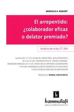 ARREPENTIDO, EL: