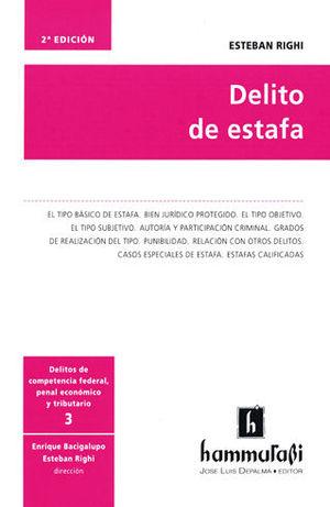 DELITO DE ESTAFA