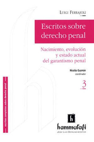 ESCRITOS SOBRE DERECHO PENAL TOMO 3