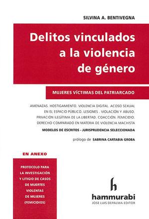 DELITOS VINCULADOS A LA VIOLENCIA DE GÉNERO