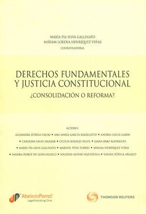 DERECHOS FUNDAMENTALES Y JUSTICIA CONSTITUCIONAL