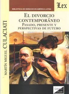 DIVORCIO CONTEMPORÁNEO, EL
