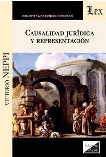CAUSALIDAD JURÍDICA Y REPRESENTACIÓN
