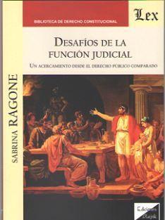 DESAFÍOS DE LA FUNCIÓN JUDICIAL
