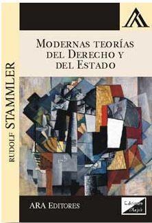 MODERNAS TEORÍAS DEL DERECHO Y DEL ESTADO (2018)