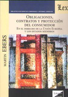 OBLIGACIONES, CONTRATOS Y PROTECCIÓN DEL CONSUMIDOR