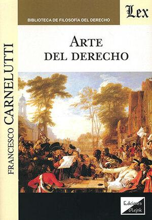 ARTE DEL DERECHO (2018)