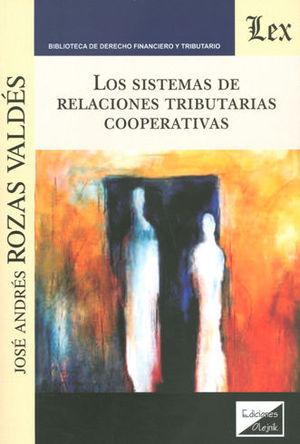 SISTEMAS DE RELACIONES TRIBUTARIAS COOPERATIVAS, LOS