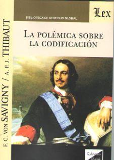 POLÉMICA SOBRE LA CODIFICACIÓN, LA