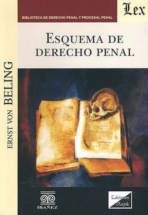 ESQUEMA DE DERECHO PENAL