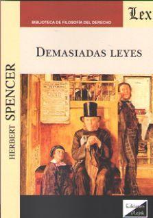 DEMASIADAS LEYES