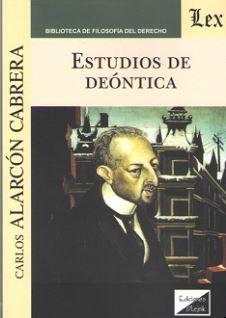 ESTUDIOS DE DEÓNTICA
