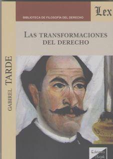 TRANSFORMACIONES DEL DERECHO, LAS