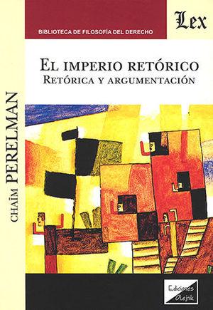 IMPERIO RETÓRICO, EL