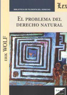 PROBLEMA DEL DERECHO NATURAL, EL