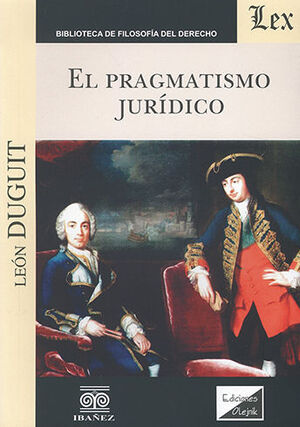 PRAGMATISMO JURIDICO, EL