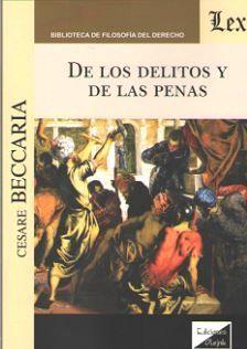 DE LOS DELITOS Y DE LAS PENAS (OLEJNIK)