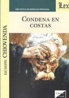CONDENA EN COSTAS