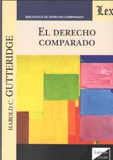DERECHO COMPARADO, EL