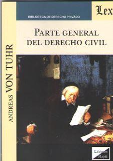PARTE GENERAL DEL DERECHO CIVIL