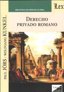 DERECHO PRIVADO ROMANO (OLEJNIK)