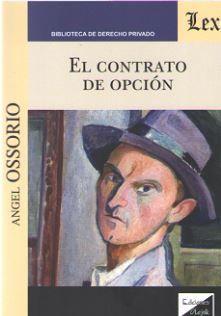 CONTRATO DE OPCIÓN, EL