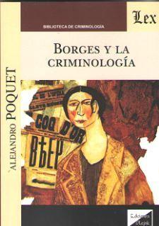 BORGES Y LA CRIMINOLOGÍA