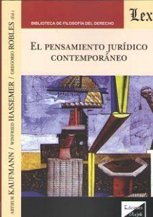 PENSAMIENTO JURÍDICO CONTEMPORÁNEO, EL