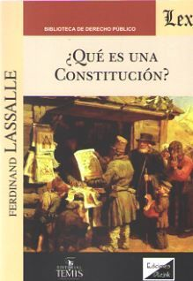 ¿QUE ES UNA CONSTITUCION?