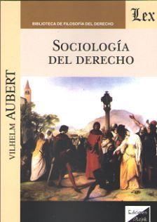 SOCIOLOGIA DEL DERECHO (AUBERT)