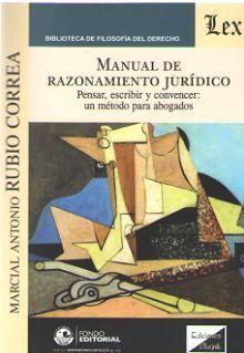 MANUAL DE RAZONAMIENTO JURÍDICO
