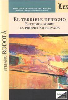TERRIBLE DERECHO, EL