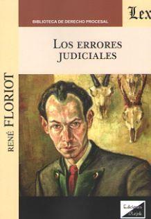 ERRORES JUDICIALES, LOS