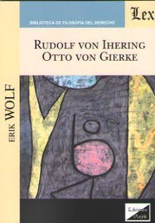 RUDOLF VON IHERING, OTTO VON GIERKE