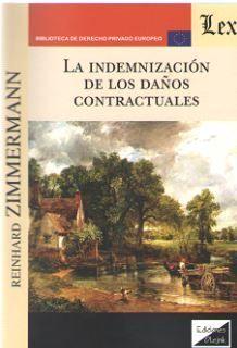 INDEMNIZACIÓN DE LOS DAÑOS CONTRACTUALES, LA