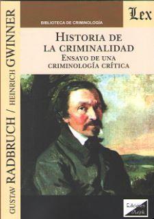 HISTORIA DE LA CRIMINALIDAD