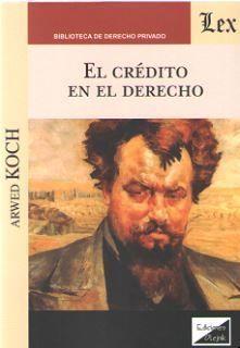 CRÉDITO EN EL DERECHO, EL
