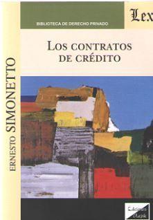 CONTRATOS DE CRÉDITO, LOS