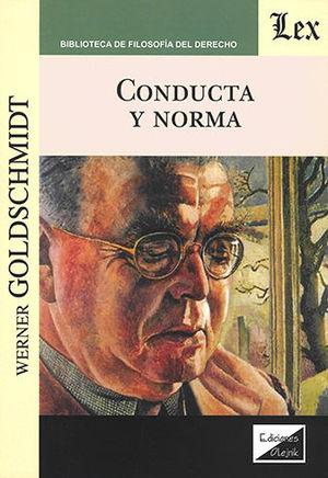 CONDUCTA Y NORMA