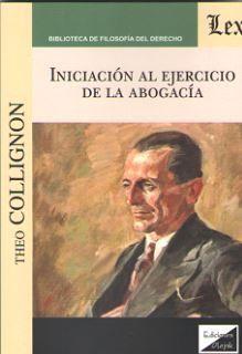 INICIACIÓN AL EJERCICIO DE LA ABOGACÍA